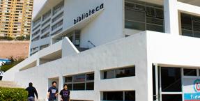 Edificio de biblioteca
