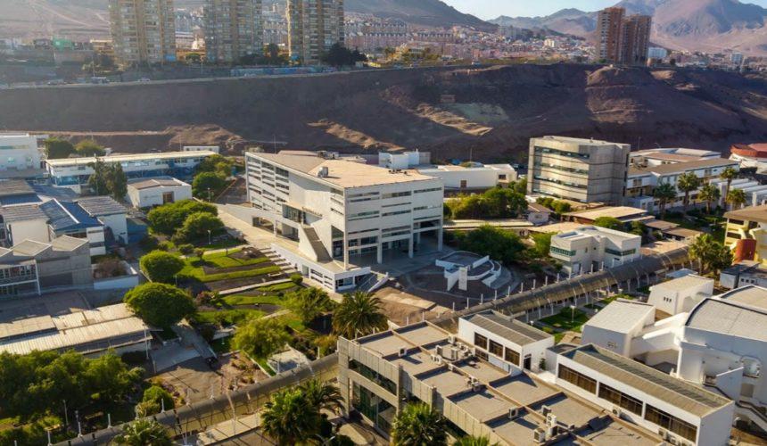 Edificios universitarios Sede UCN
